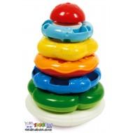 اسباب بازی پازل استوانه هوش Clementoni