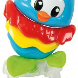 اسباب بازی دندانگیر جغد Clementoni
