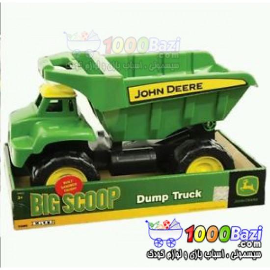 اسباب بازی کامیون John Deere