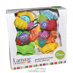 پاپوش و مچ بند نوزاد Lamaze