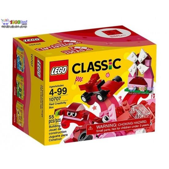 لگو سری Chassic مدل Red Creativity Box