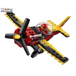 لگو سری City مدل Race Plane