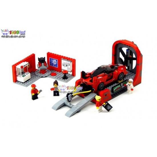 لگو سری Speed مدل Ferrari FXX K Development Center