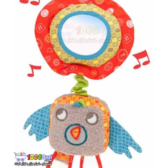 عروسک موزیکال خرس پرنده Little Bird