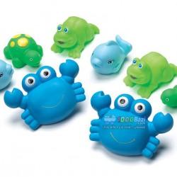 پوپت 8 عددی حیوانات دریایی Playgro
