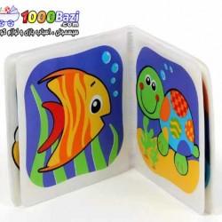 کتابچه مخصوص حمام کودک playgro