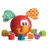 اسباب بازی کودک پازل فیل Playgro