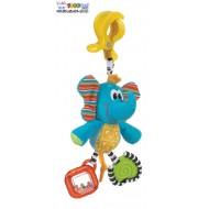 عروسک گیره دار فیل Playgro