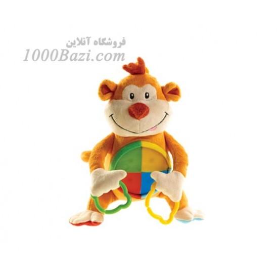 تشک اسباب بازی نوزاد مدل جزیره میمون ها play gym