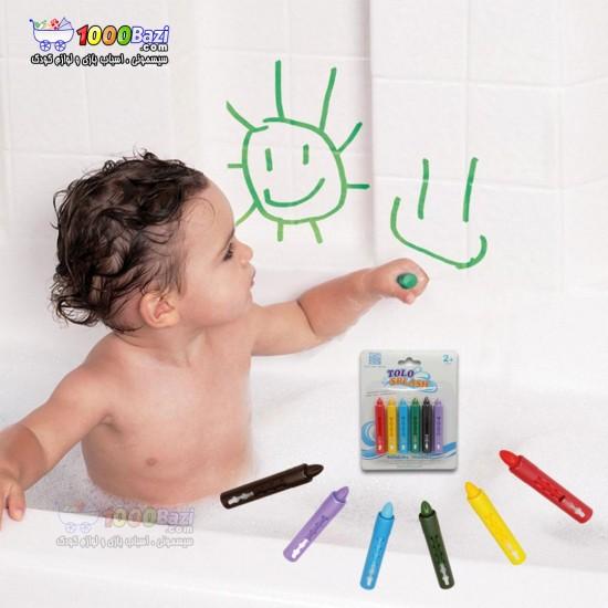 اسباب بازی ماژیک حمام  Tolo