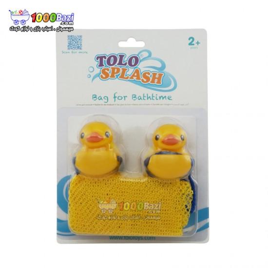 سبد پوپت حمام کودک Tolo