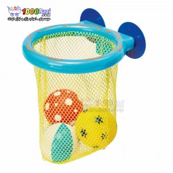 اسباب بازی بسکتبال حمام کودک Tolo