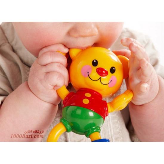 اسباب بازی کودک Tolo خرس تولو