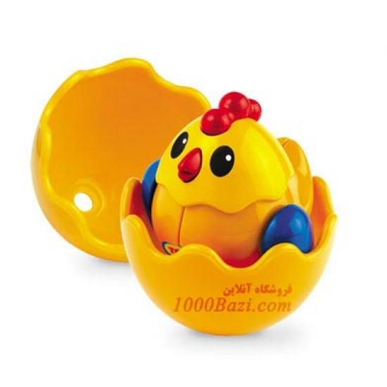 اسباب بازی کودک تولو مرغ و تخم مرغ Tolo