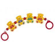اسباب بازی کودک تولو خرس های کوچولو Tolo