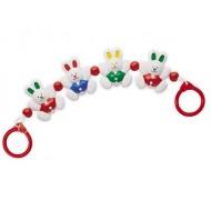 اسباب بازی کودک تولو خرگوش های کوچولو Tolo