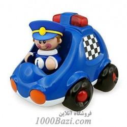 اسباب بازی ماشین پلیس تولو