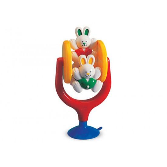 اسباب بازی کودک تولو خرگوش های چرخان Tolo