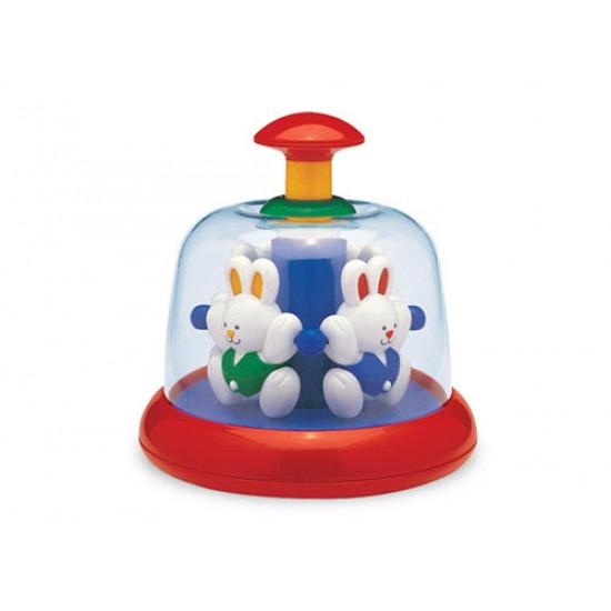 اسباب بازی کودک تولو چرخ و فلک خرگوش ها Tolo