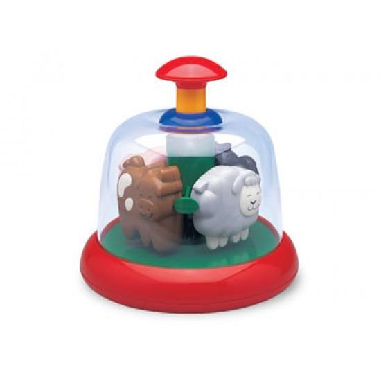 اسباب بازی کودک تولو چرخ و فلک حیوانات Tolo