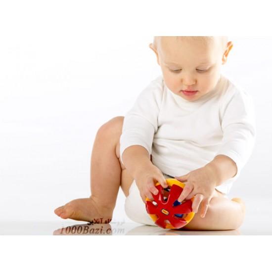 اسباب بازی کودک Tolo توپ جغجغه ای