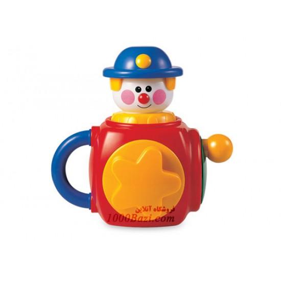 اسباب بازی کودک Tolo جک در جعبه تولو