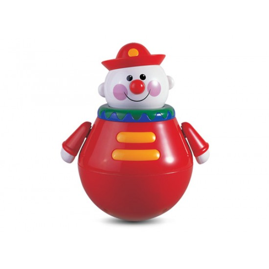 اسباب بازی کودک تولو دلقک متحرک با صدای جغجغه Tolo