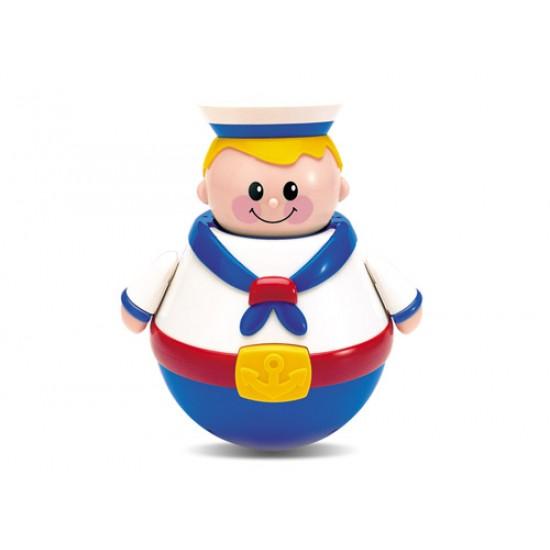 اسباب بازی کودک تولو ملوان متحرک با صدای جغجغه Tolo
