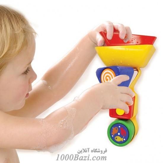 اسباب بازی کودک بازی حمام گردشی Tolo
