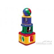 اسباب بازی نوزادی Tolo پازل استوانه ای تولو