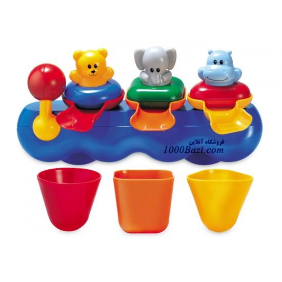 اسباب بازی بچه تولو سرسره آب Tolo