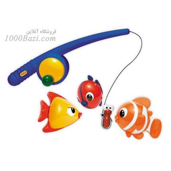 اسباب بازی Tolo کودک قلاب ماهیگیر تولو