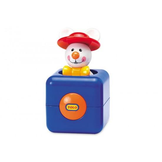 اسباب بازی نوزاد Tolo موش کوچولو تولو
