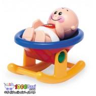 اسباب بازی گهواره و نوزاد Tolo