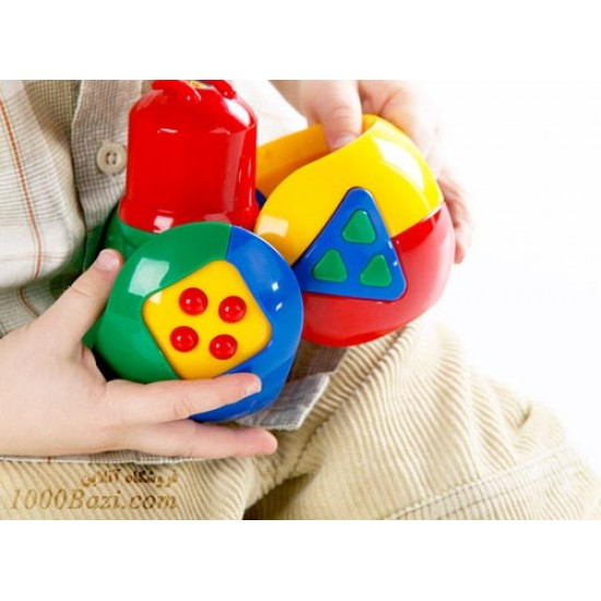 اسباب بازی کودک Tolo توپ پازلی تولو