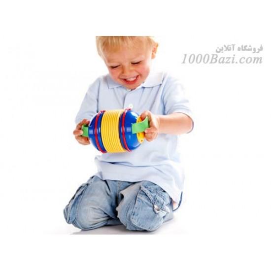 اسباب بازی کودک آکاردئون موسیقی تولو