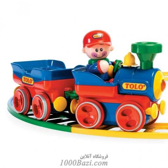 اسباب بازی ست قطار Tolo