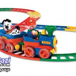 اسباب بازی قطار کامل Tolo