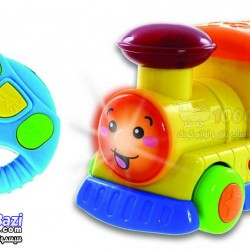 اسباب بازی قطارکنترلی موزیکال Winfun