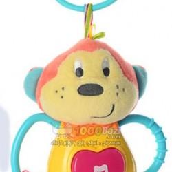 اسباب بازی آویز میمون موزیکال Winfun