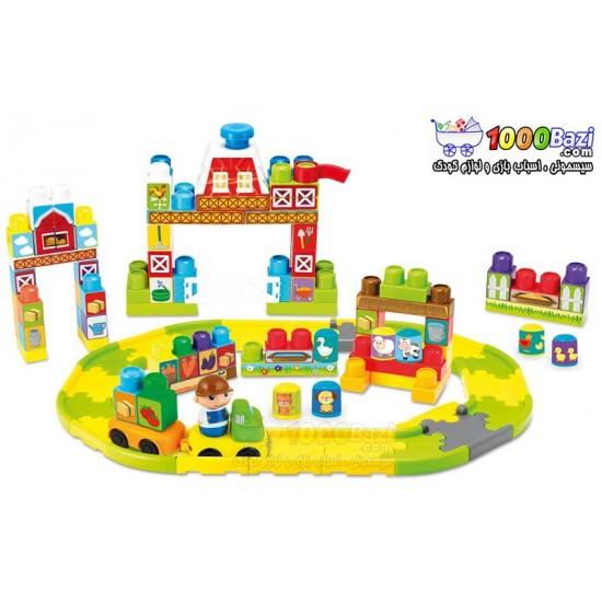 اسباب بازی سرزمین مزرعه Winfun