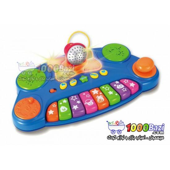 اسباب بازی پیانو کودک Winfun