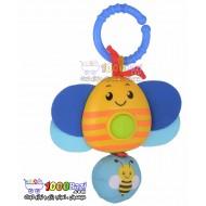 اسباب بازی جغجغه آویز زنبور Winfun