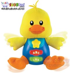 اسباب بازی اردک پولیشی ABC برند Winfun