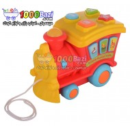 اسباب بازی قطار کشیدنی موزیکال Winfun