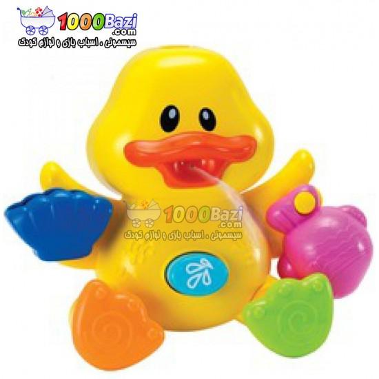 اسباب بازی اردک آب پاش Winfun