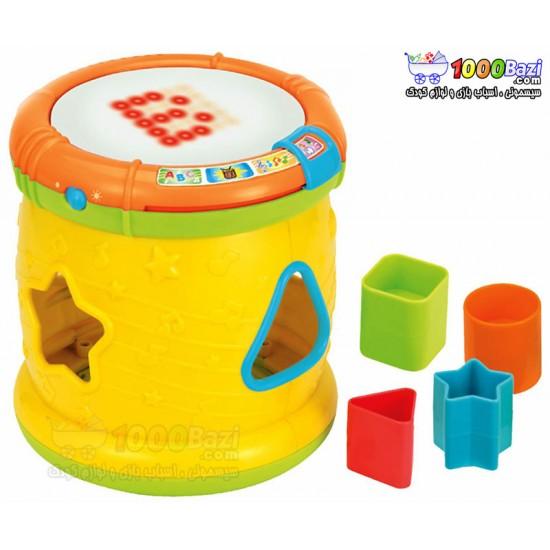 اسباب بازی طبل بزرگ موزیکال Winfun