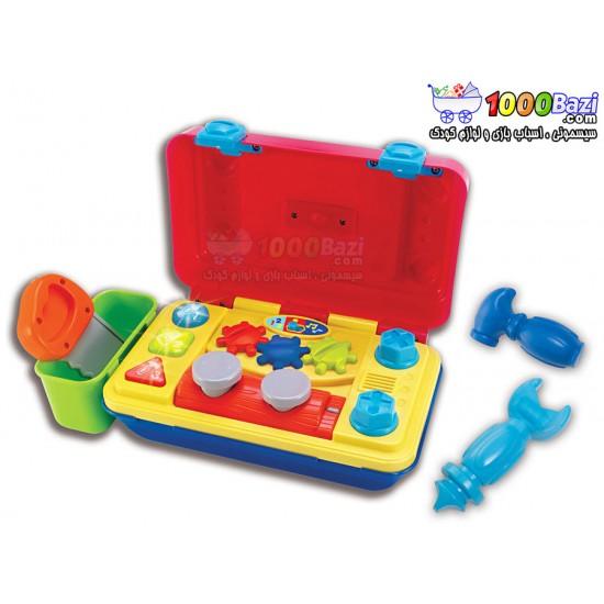 اسباب بازی جعبه ابزار موزیکال Winfun