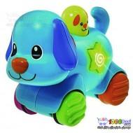 اسباب بازی سگ چرخ دار موزیکال Winfun