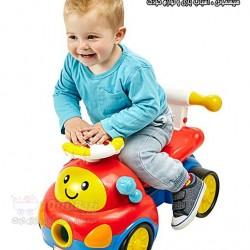 اسباب بازی واکر ماشین چندکاره کودک Winfun